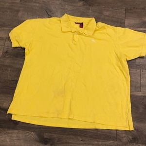 RocaWear Polo Shirt Size 3XL Yellow